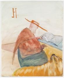 Siegfried Anzinger, Hieronymus