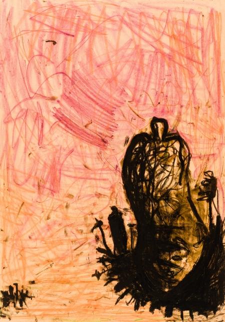 Gunter Damisch, Ohne Titel / untitled