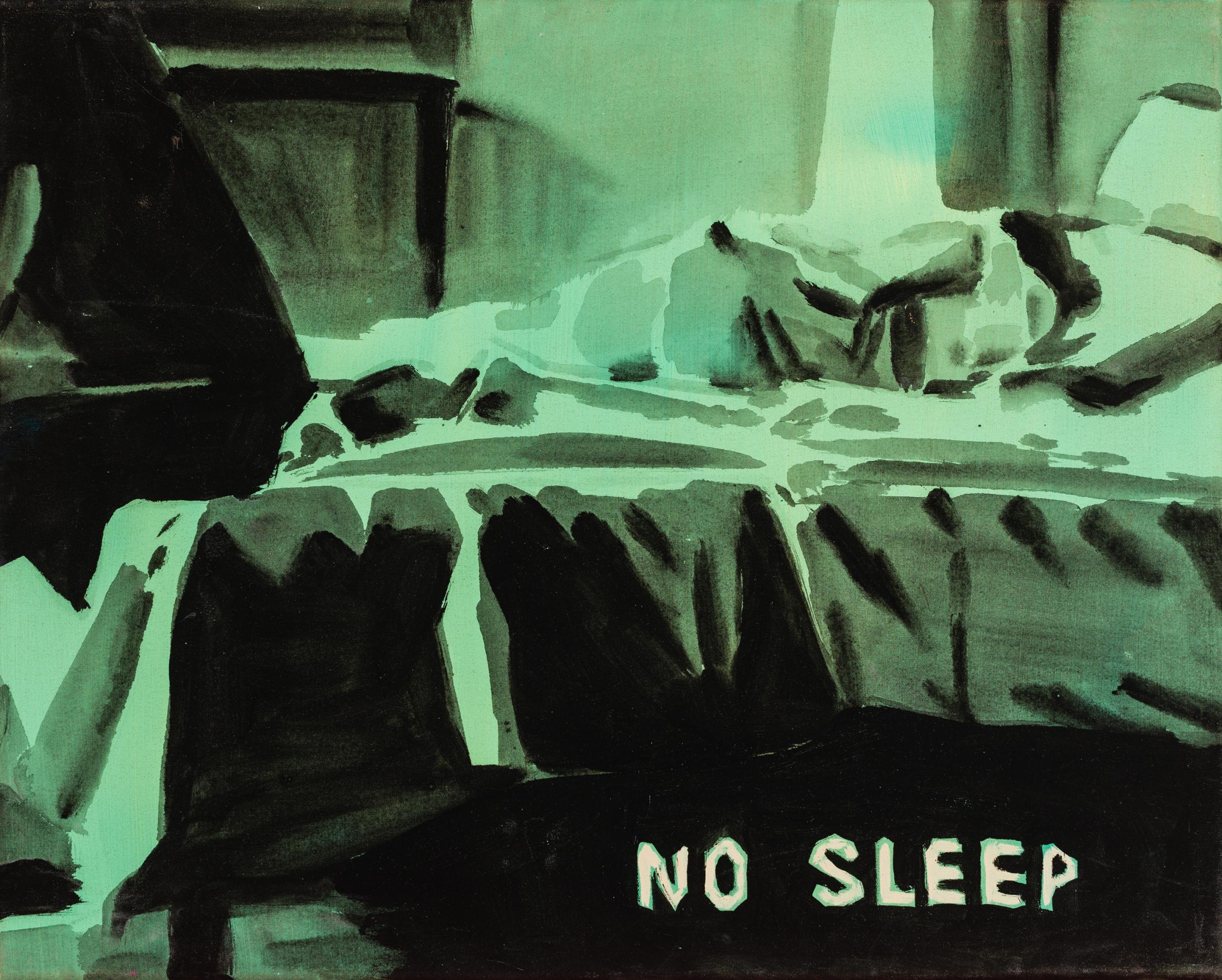Andreas Leikauf, NO SLEEP