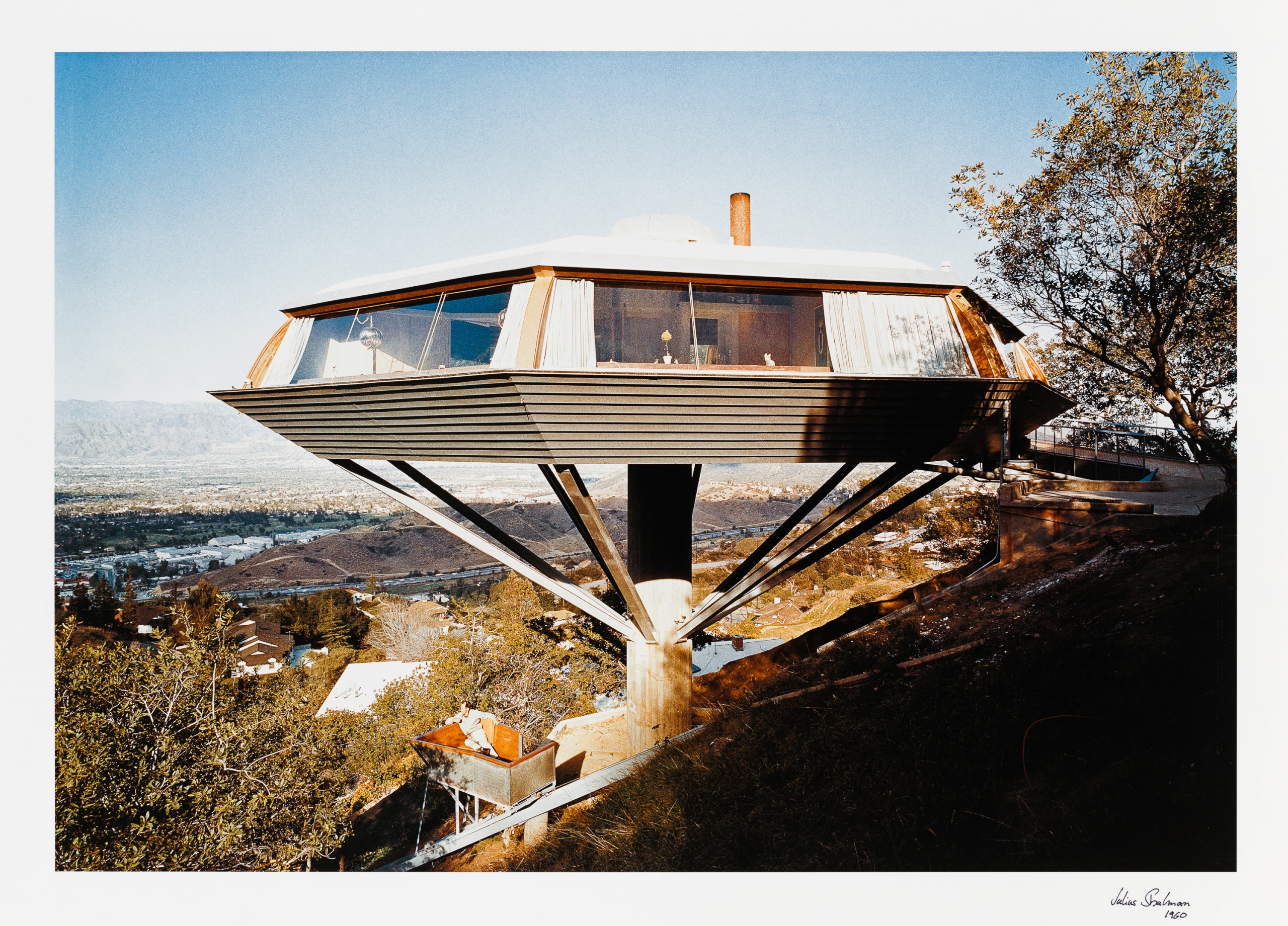 Julius Shulman, Case Study Houses 2