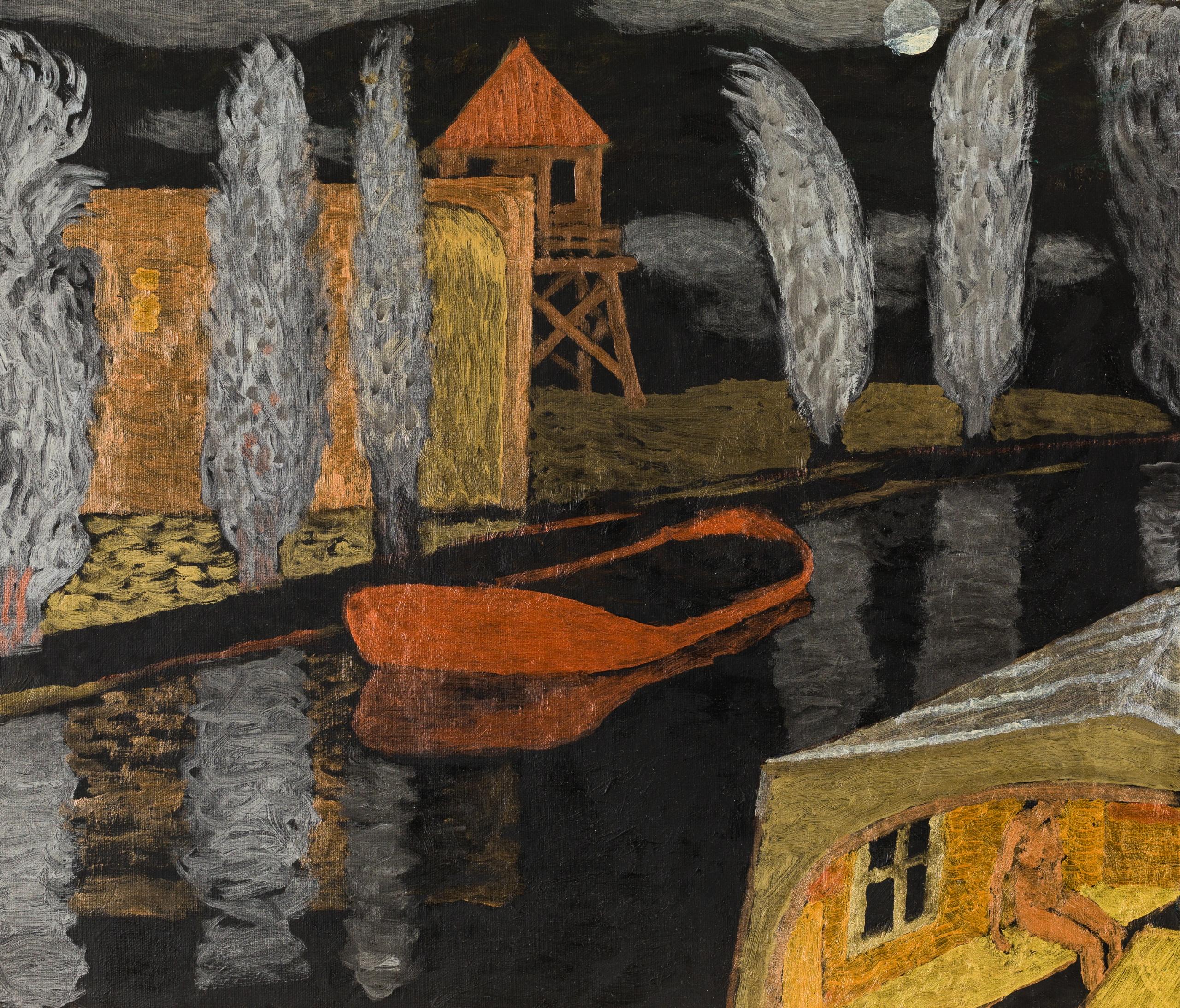 Erhard Stöbe, Das rote Boot