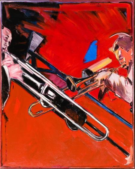 Peter Sengl, UNTERBLADT (Jazz)