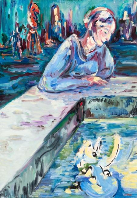 Roman Scheidl, Melancholie