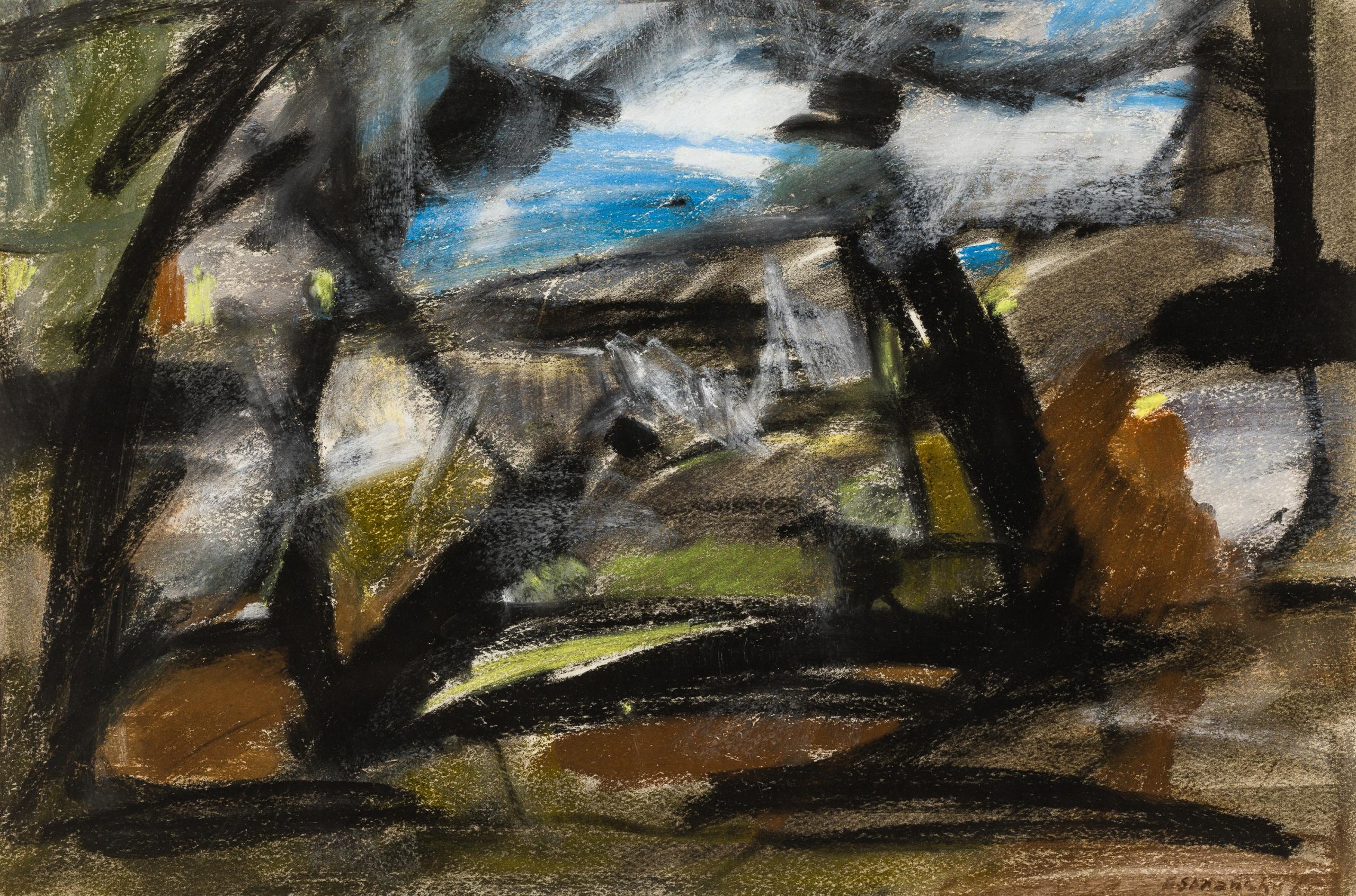 Ferdinand Stransky, Ohne Titel / untitled