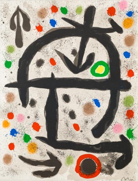Joàn Miró, Les Perseides V