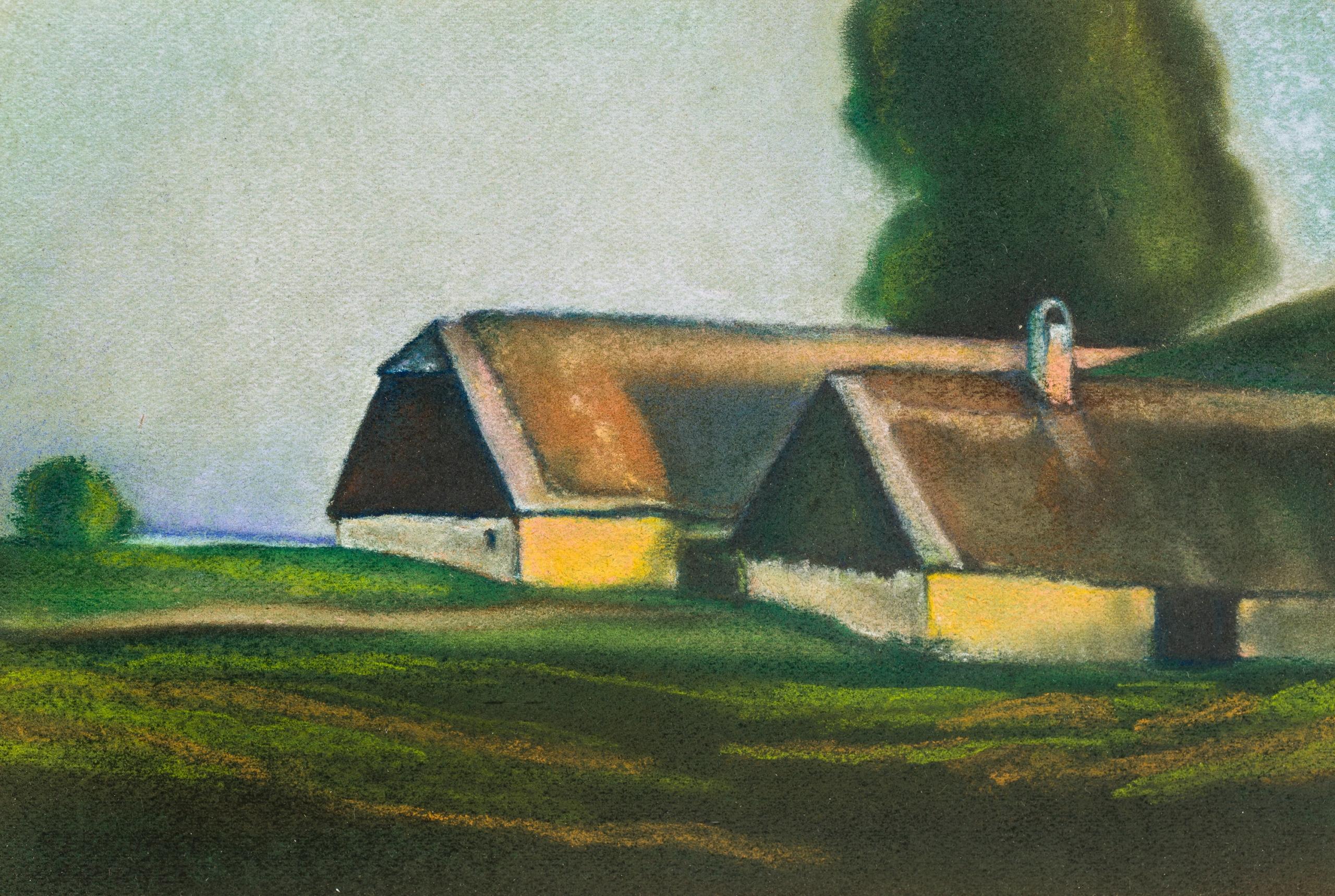 Ferdinand Brunner, Gehöft