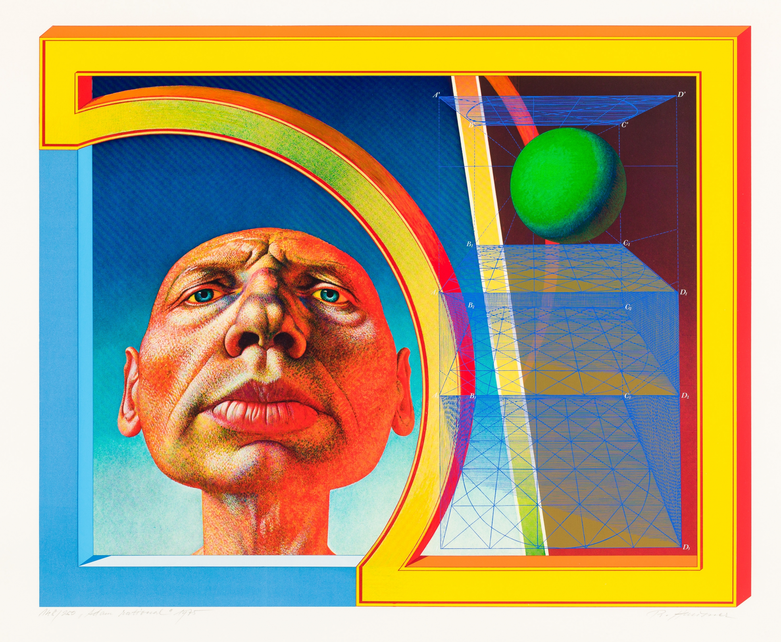Rudolf Hausner, Adam rational