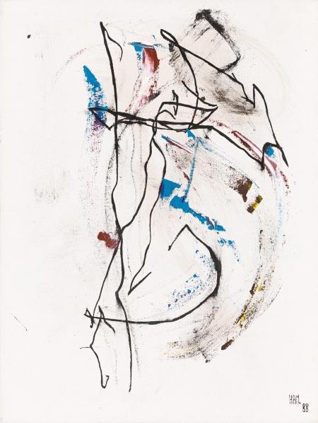 Hannes Mlenek, Ohne Titel / untitled