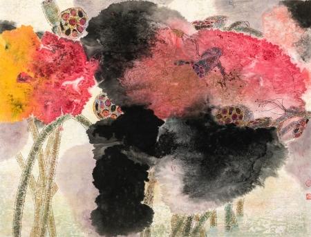 Yang Yanping, Herbstlotus