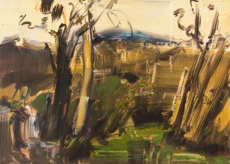 Peter Marquant, Ohne Titel (Landschaft)
