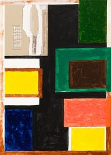 Oswald Oberhuber, Ohne Titel / untitled