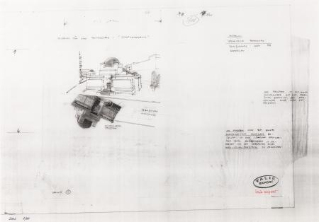 VALIE EXPORT, Stadtleinwand (Variante A, 1981)