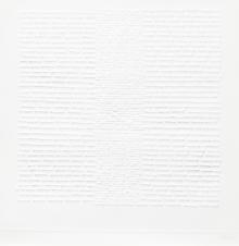 Günther Uecker, Ohne Titel / untitled