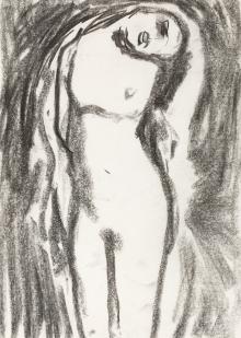Herbert Brandl, Weiblicher Akt