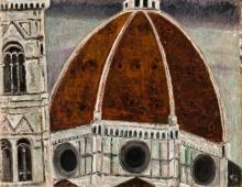 Herbert Breiter, Kuppel und Campanile I