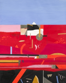 Karl Korab, Landstrich Rot