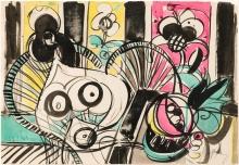Rudolf Hoflehner, Ohne Titel / untitled