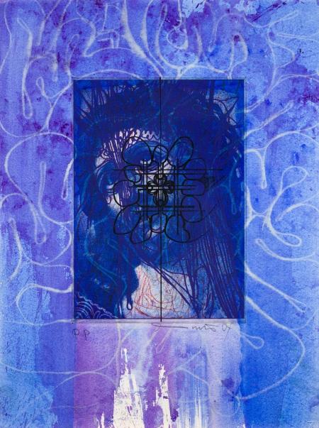 Hermann Nitsch, Ohne Titel / untitled
