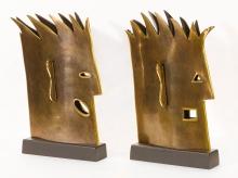 Kiki Kogelnik, Ohrenmensch I und II (Paar)