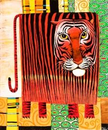 Mamuka Mikeladze, The Tiger