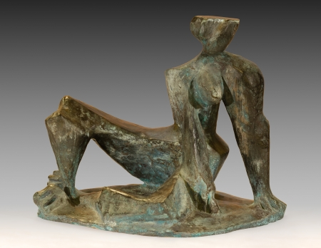 Josef Pillhofer, Pariser Sitzende