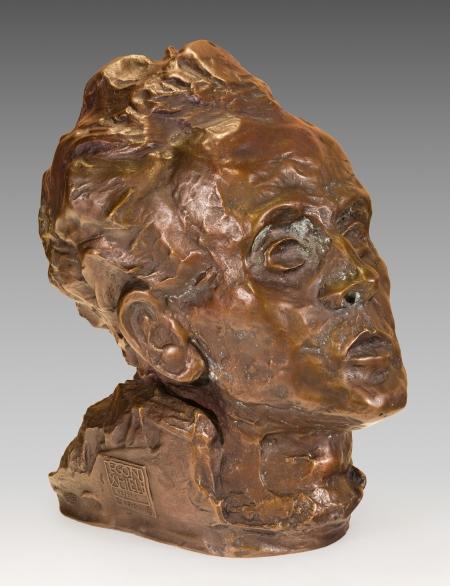 Egon Schiele, Selbstbildnis