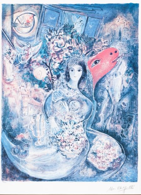 Marc Chagall, Bella