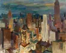 Otto Rudolf Schatz, New York