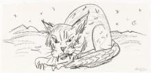 Herbert Brandl, Nachtkatze