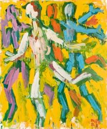 Otto Mühl, Tänzerinnen