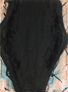 Arnulf Rainer, Ohne Titel / untitled
