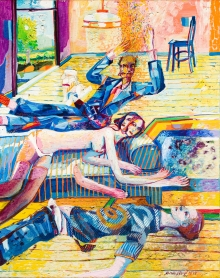 Heinz Stangl, Ohne Titel / untitled