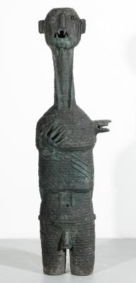 """Oskar Bottoli, Gollum (nach einer Figur aus dem Buch """"Herr der Ringe"""" von J.R.R. Tolkien)"""