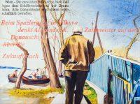 Johanna Kandl, (ohne Titel) (Beim Spaziergang in Vilkovo)