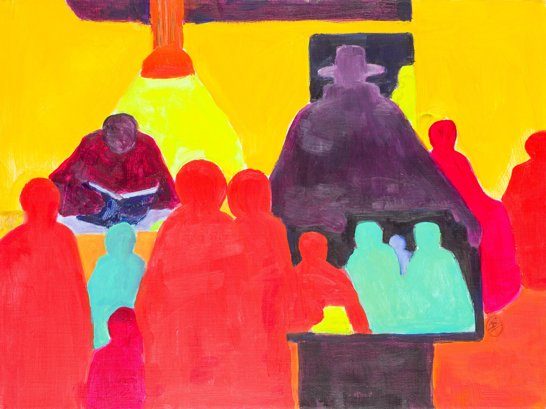 Robert Hammerstiel, Die Kunstanbieter