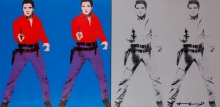 Andy Warhol, Double Elvis