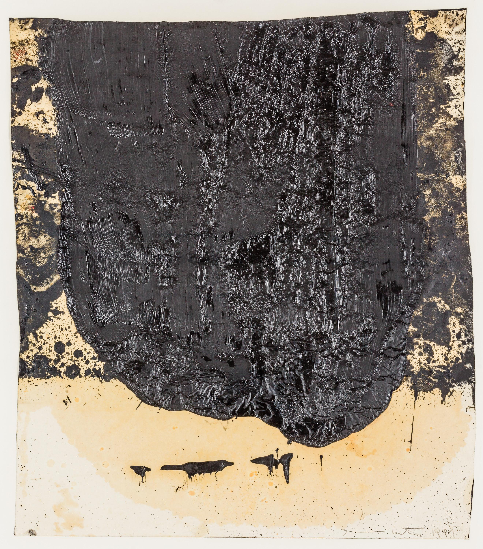Hermann Nitsch, (ohne Titel)