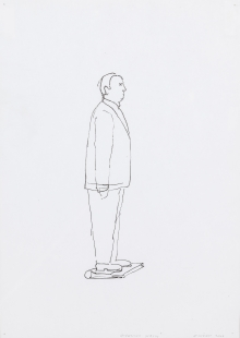 Erwin Wurm, Morning Wack
