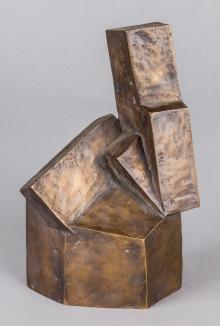 Josef Pillhofer, Sitzende Figur