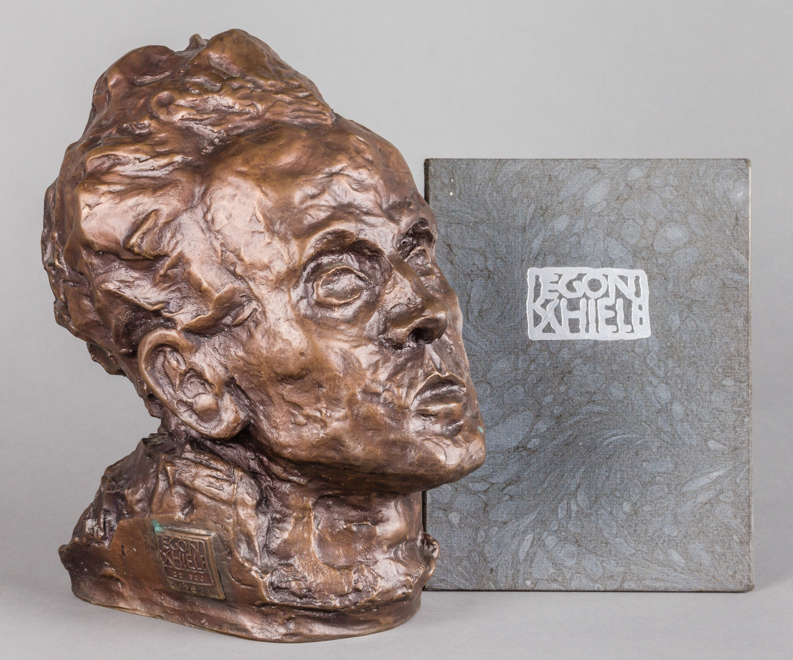 Egon Schiele, Selbstportrait