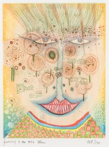 Friedensreich Hundertwasser, Meadowman (728)