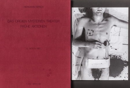 Hermann Nitsch, Das Orgien Mysterien Theater