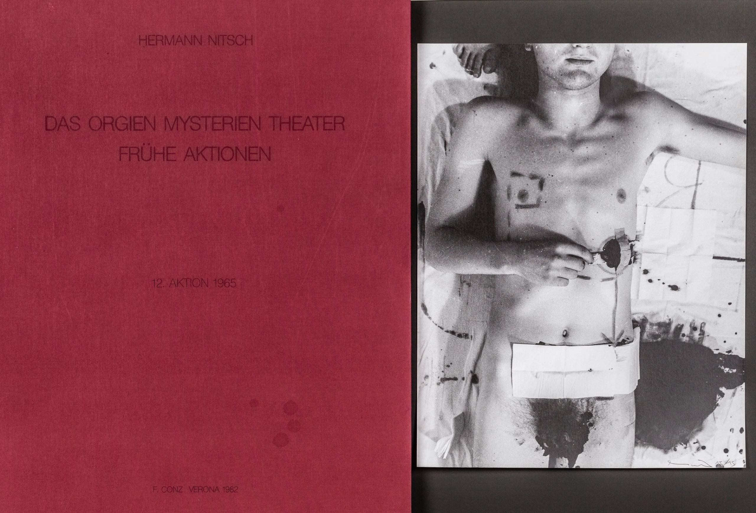 Hermann Nitsch, Das Orgien Mysterien Theater