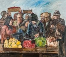 Georg Eisler, Markt