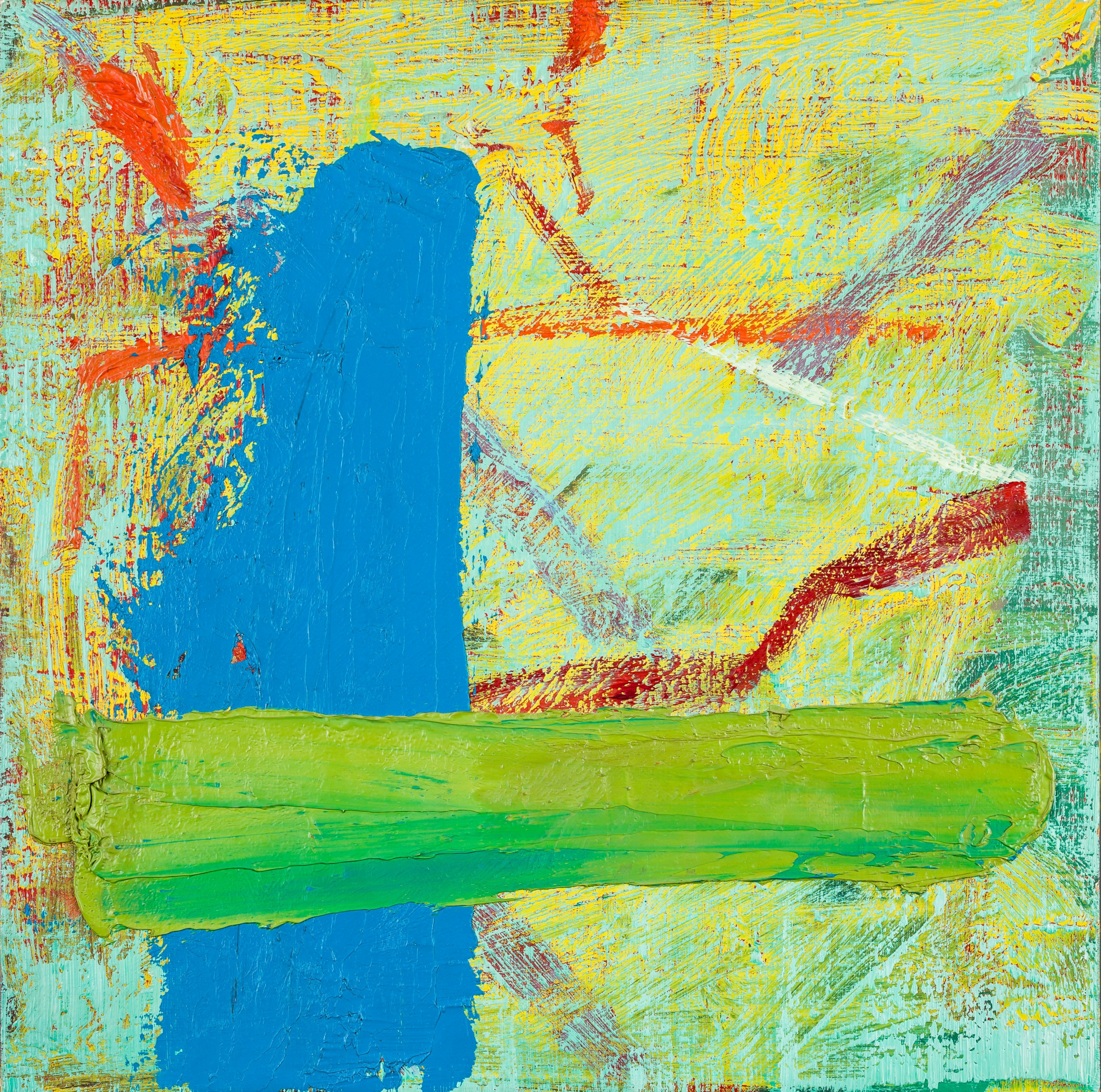Gerhard Richter, Abstraktes Bild (432/8)