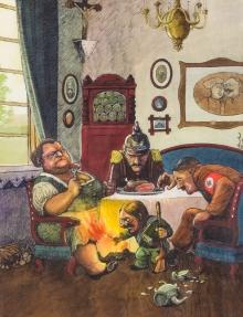 Manfred Deix, Deutscher Familientag