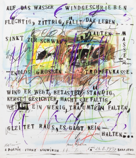 Hans Staudacher, Poesie Objective