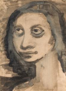 Ernst Fuchs, Portrait