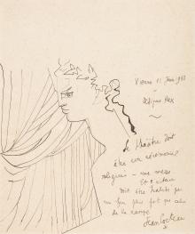 Jean Cocteau, Oedipus Rex