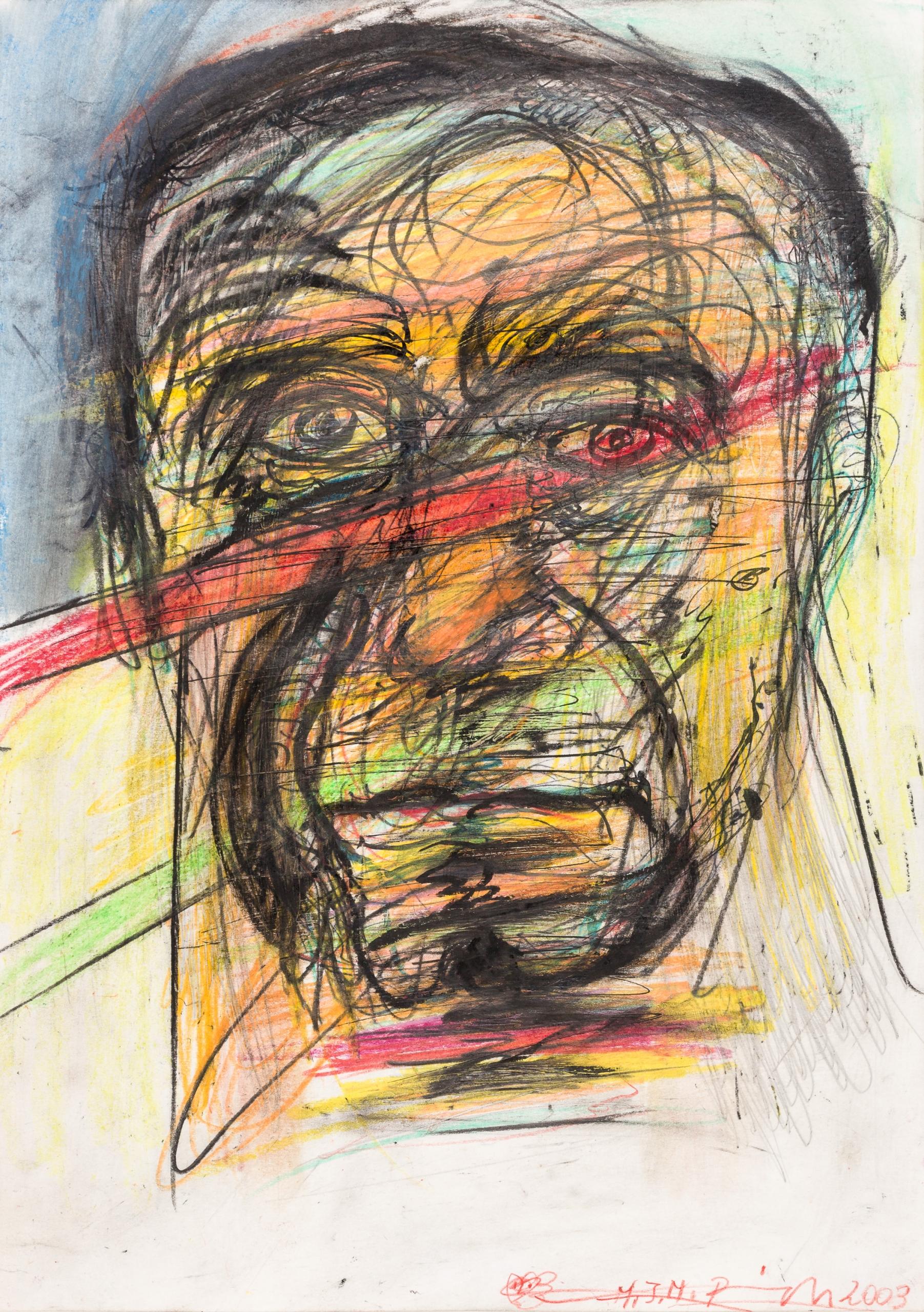 Franz Ringel, Portrait Antonio Porcia
